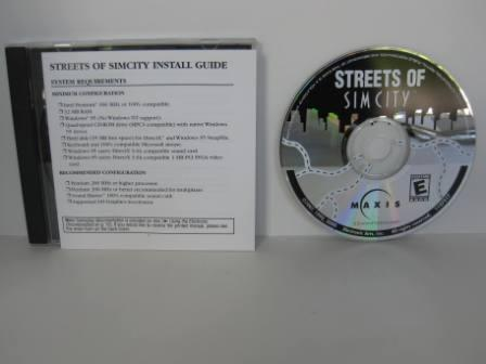 Streets of SIM CITY - PC Game